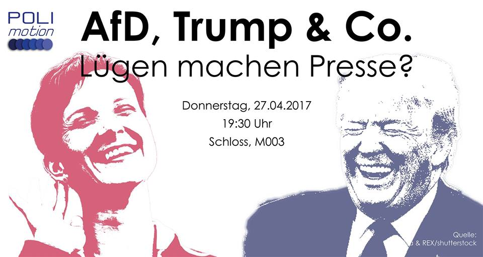 AfD, Trump & Co. – Lügen machen Presse?